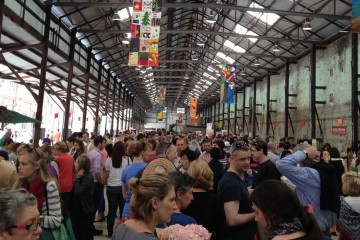 Eveleigh Markets Chippendale