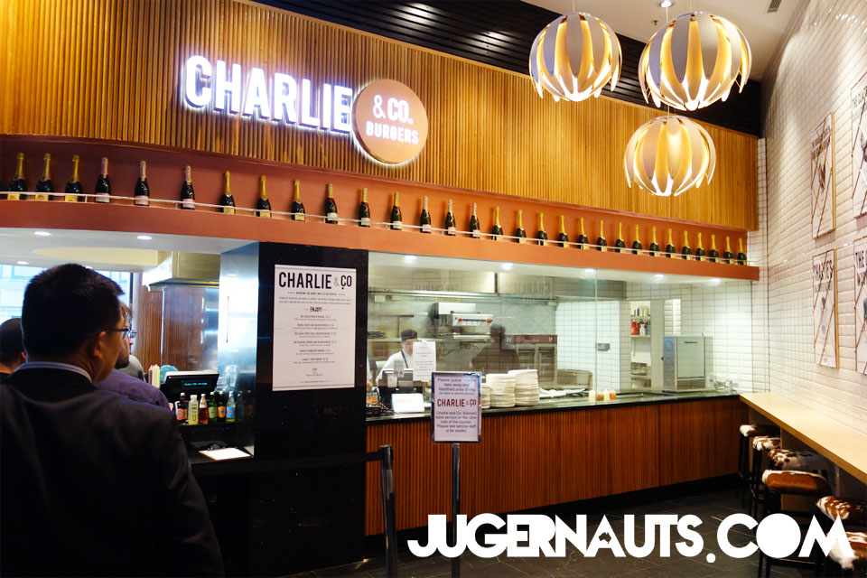 Charlie & Co Burgers | Westfields PSM
