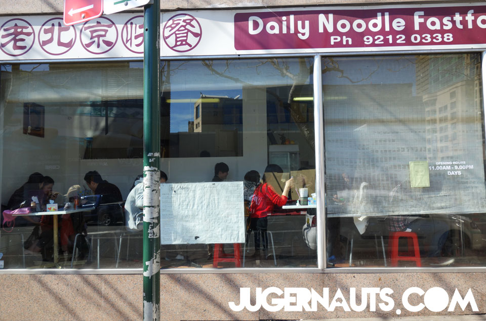 Daily Noodle Fastfood