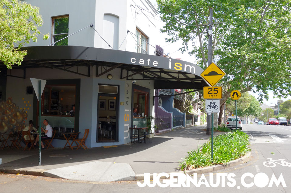 CAFE ISM | Newtown