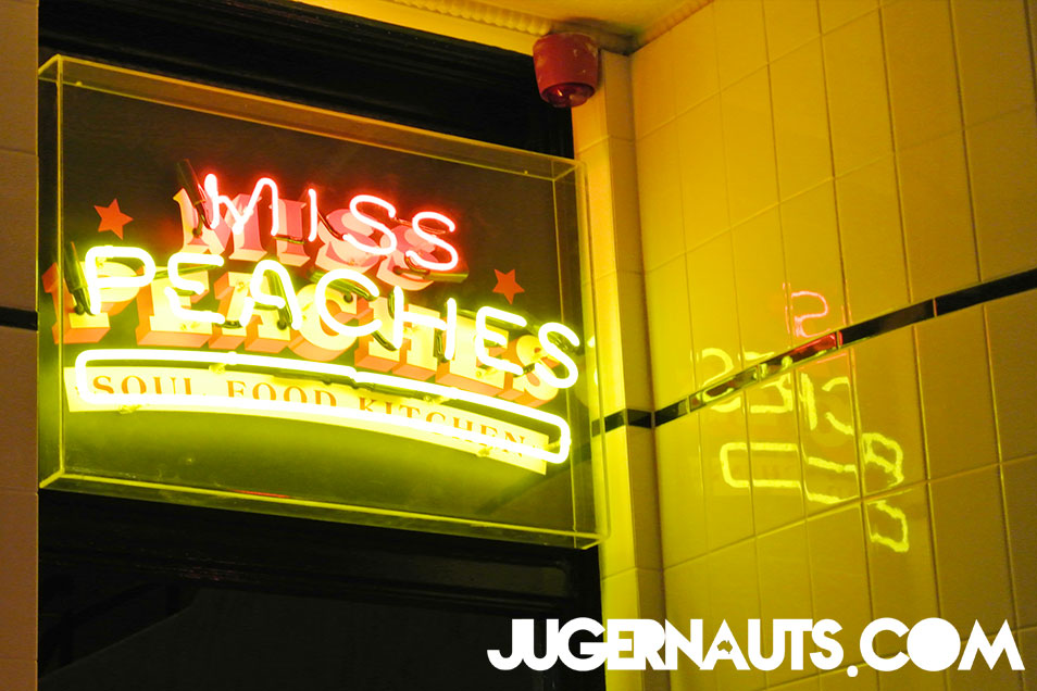 Miss Peaches | Newtown