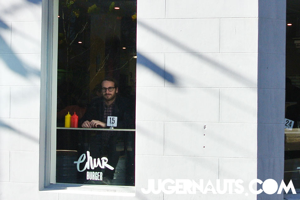 Chur Burger | Surry Hills