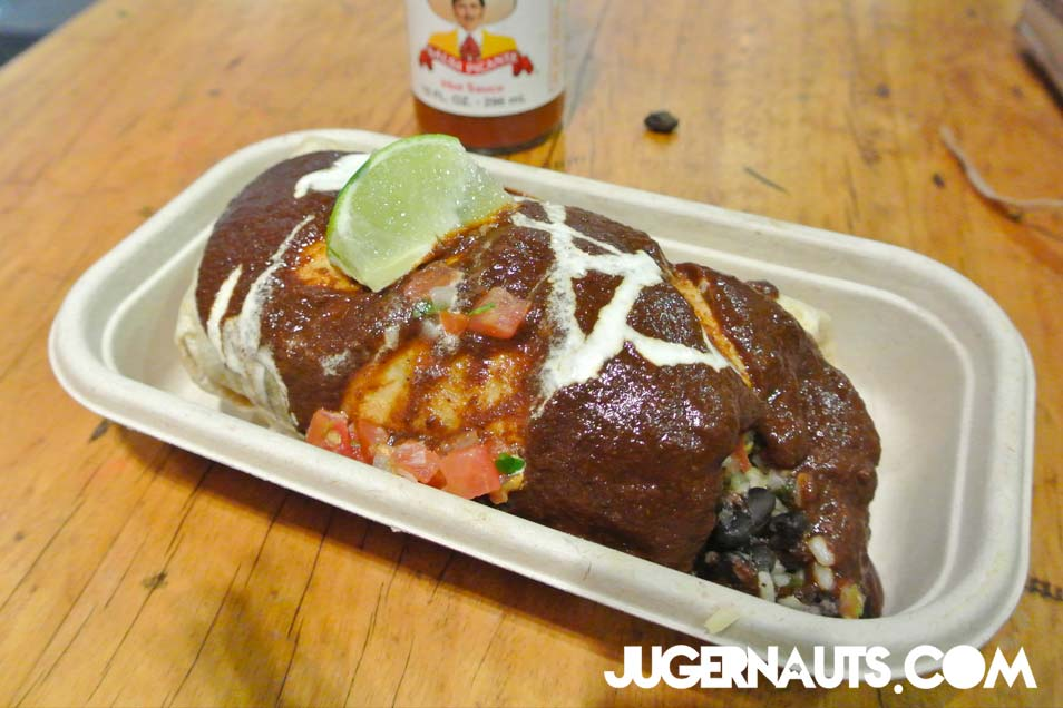 Mad Mex X EnchiladaBurrito | Mad Mex