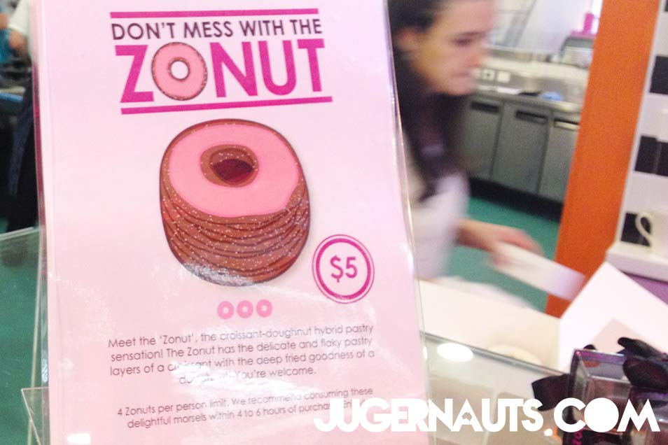 The Sydney Australia Cronuts Page featuring #zonuts #cronutgasm #cronuts #brewnuts #cronuts