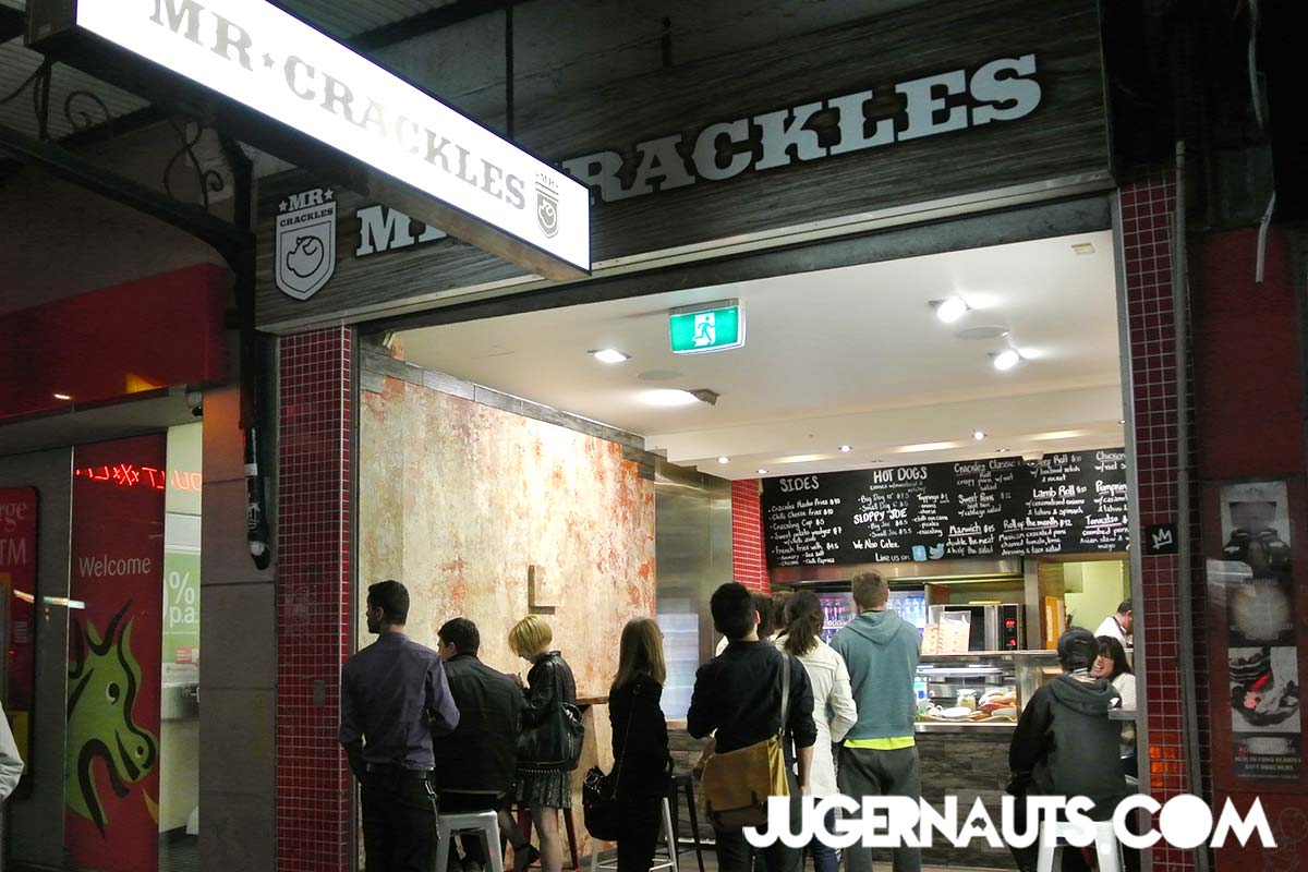 Mr Crackles | Darlinghurst