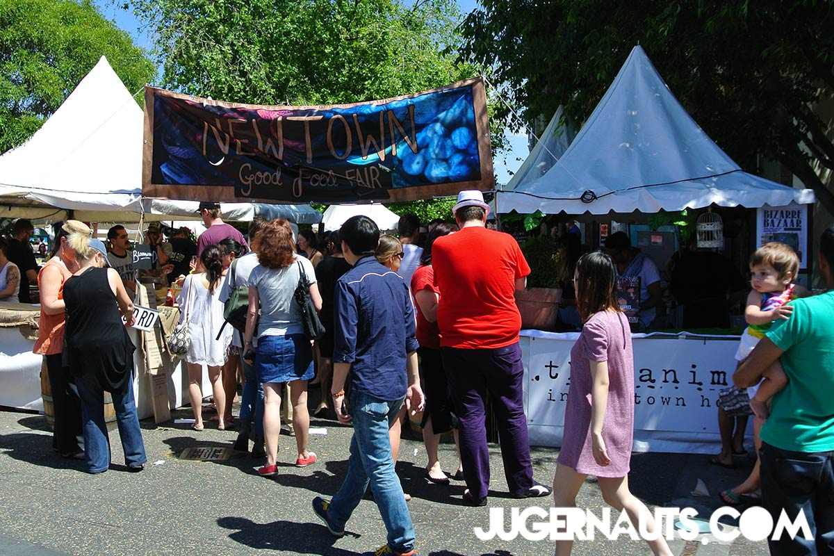 Newtown Good Food Fair | Newtown