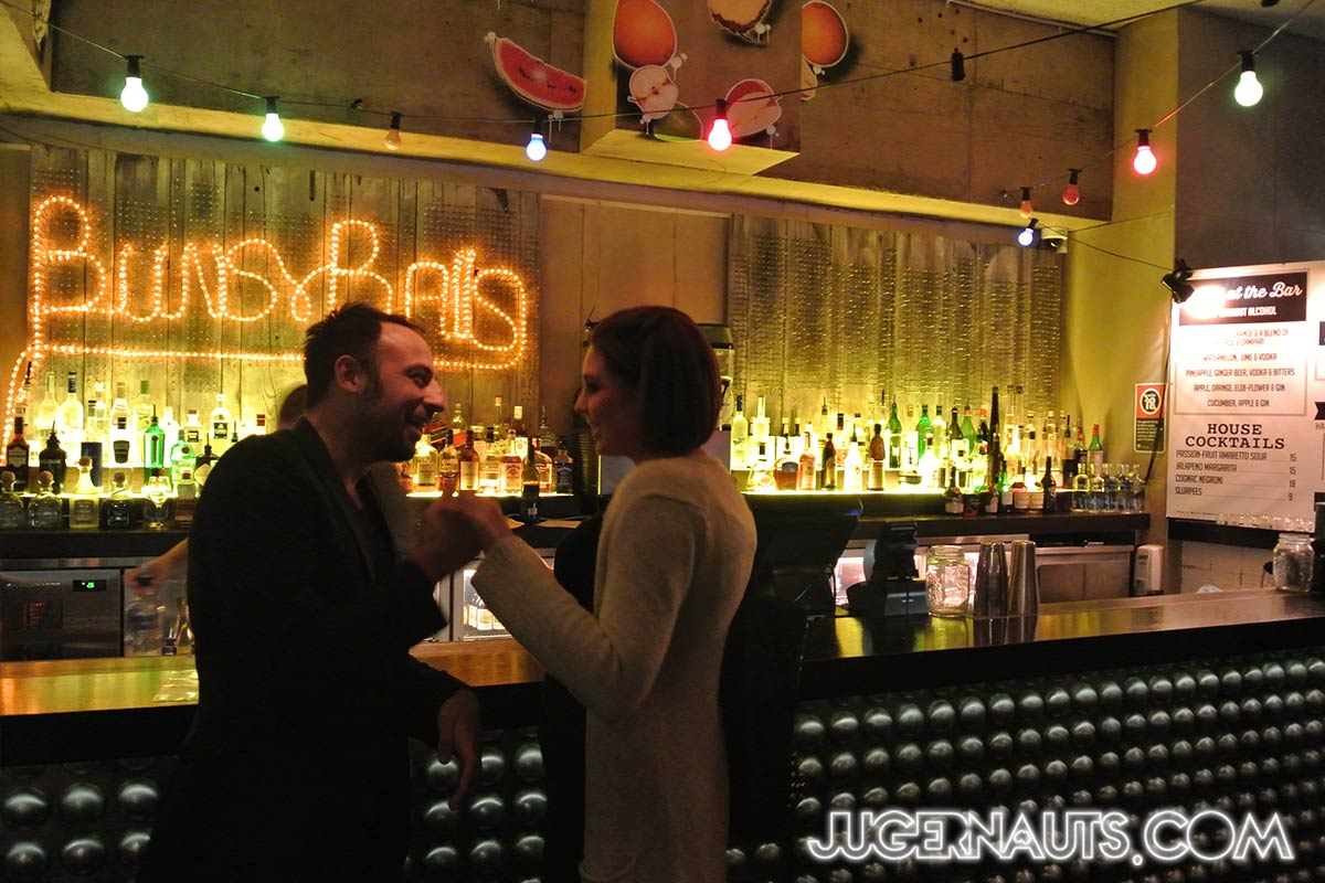 Buns & Balls | Kings Cross