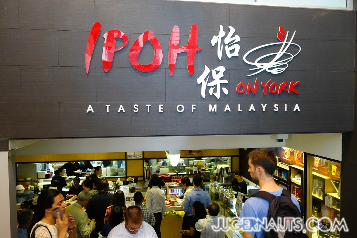 Ipoh on York | York St Sydney