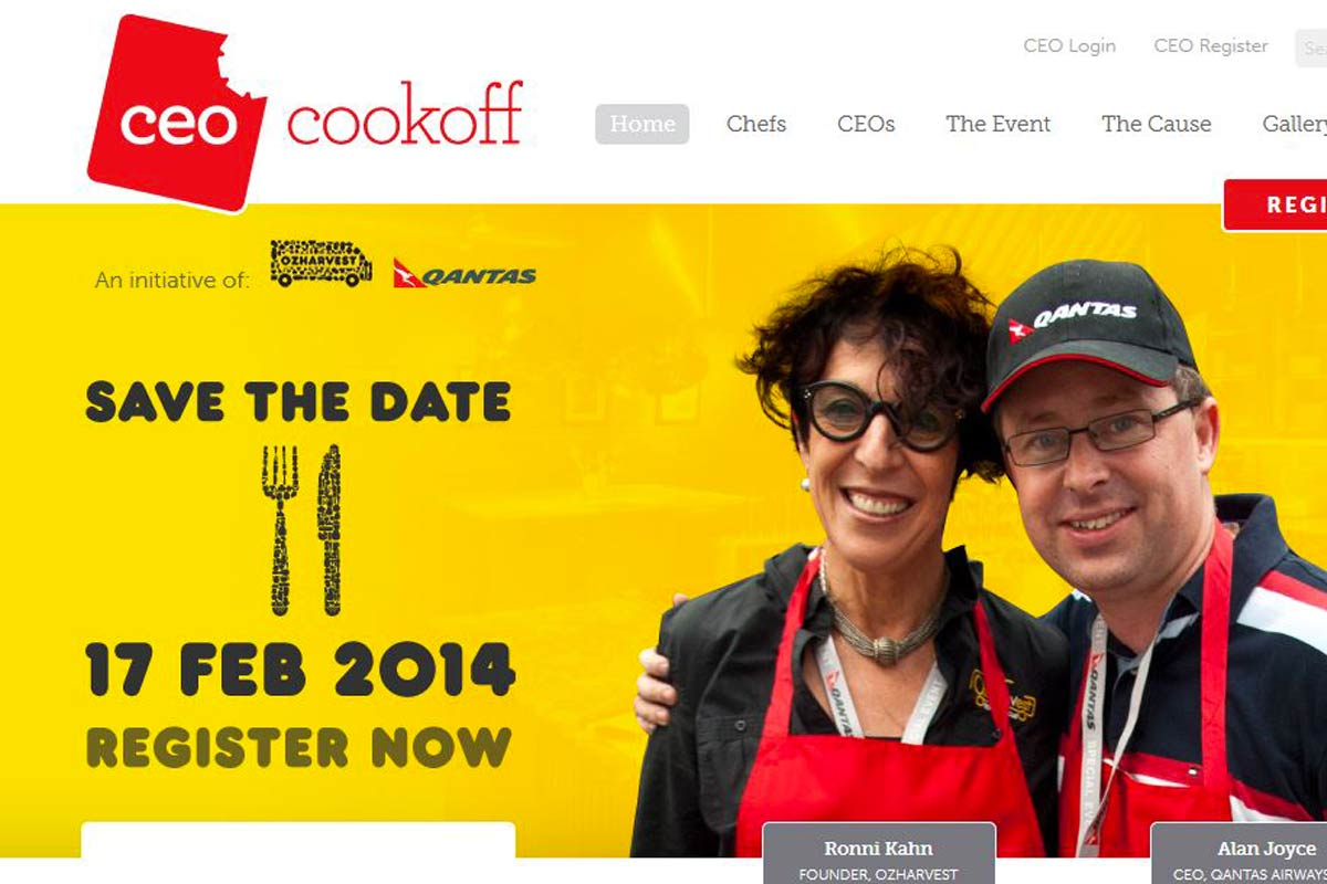 CEO Cookoff 2014 | Carriageworks 17th February