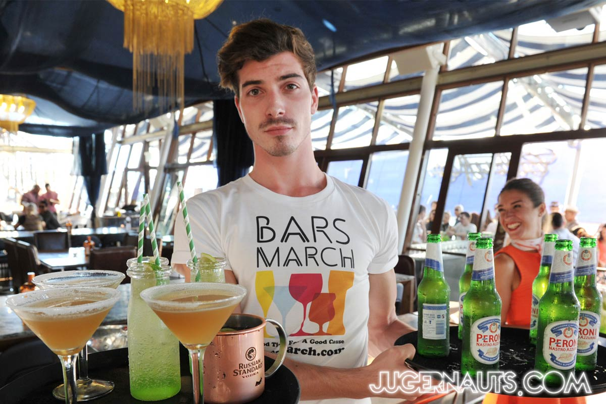 Bars March Launch | Cafe del Mar