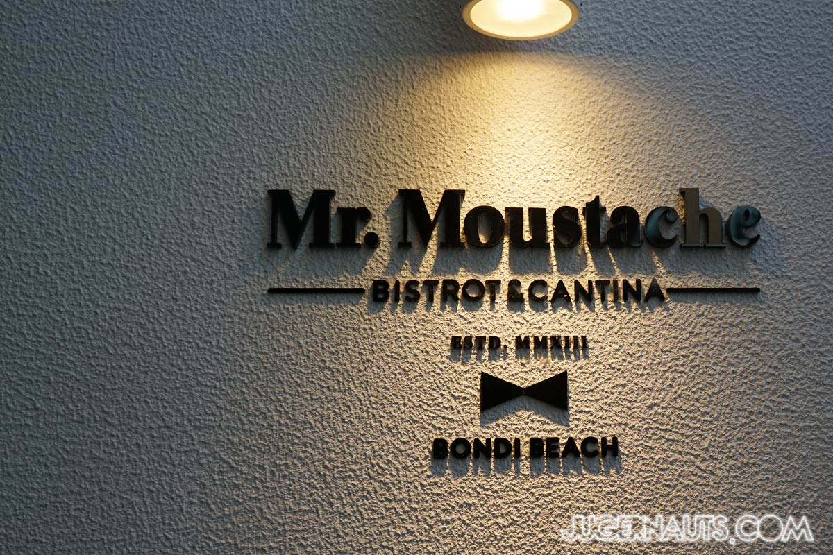 Mr Moustache | Bondi