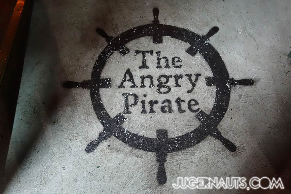 The Angry Pirate Bar | Redfern