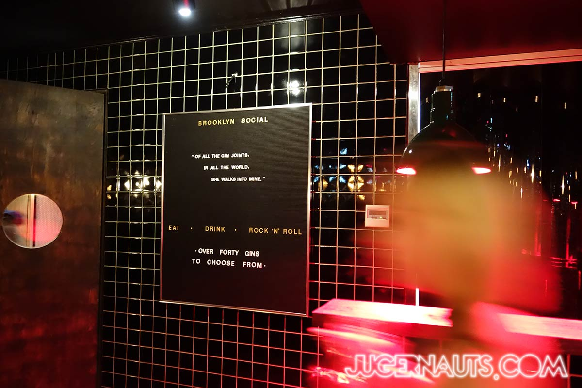 Brooklyn Social | Surry Hills