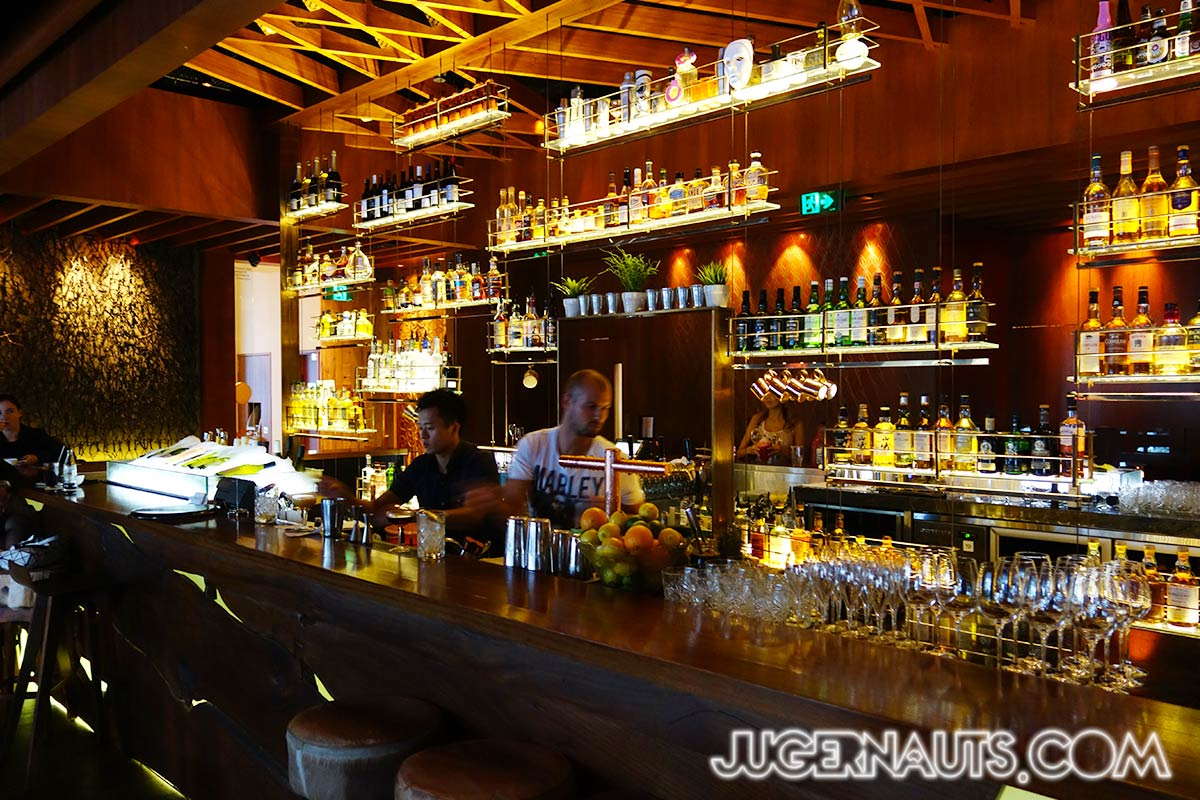 Grain Bar | The Rocks